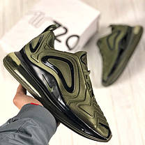 "Кроссовки Nike Air Max 720 ""Olive"" (Оливковые), фото 3"
