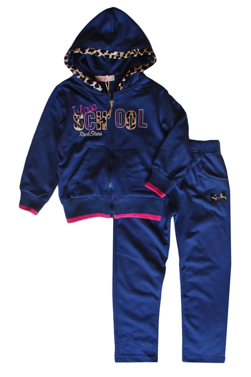 Спортивный костюм девочкам; 98, 104 размер, фото 1