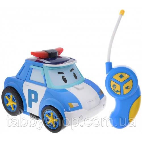 """Радиоуправляемая машинка-трансформер Robocar POLI Silverlit """"Поли"""", 18 см"""
