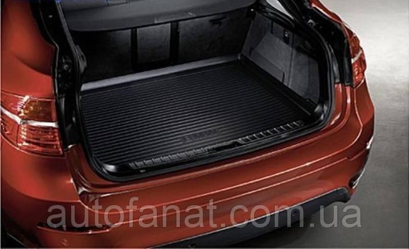 Оригинальний коврик багажного отделения  BMW X6 (E71) (51470440761)