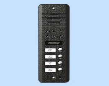 Блок вызова Commax DRC-4DB
