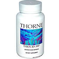 Альфа-липоевая кислота, Thorne Research, 60 капсул