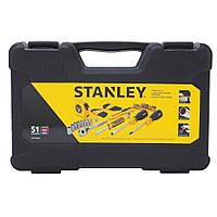 Набір інструментів 51од. Stanley STMT0-74864 | набор инструментов, фото 1