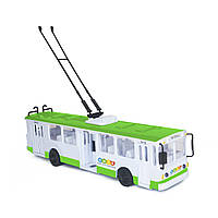 Модель Технопарк Троллейбус Big Киев (SB-17-17WBK)