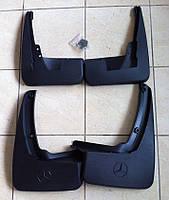 Брызговики оригинальные Mercedes GL
