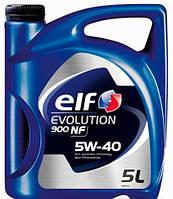 ELF Масло двигателя, Evolution 900 NF 5W-40 5L