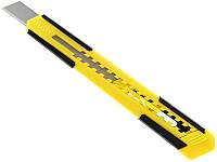 Ніж 9мм Stanley STHT10344-0  |нож строительный Stanley STHT10344-0 канцелярский, фото 1