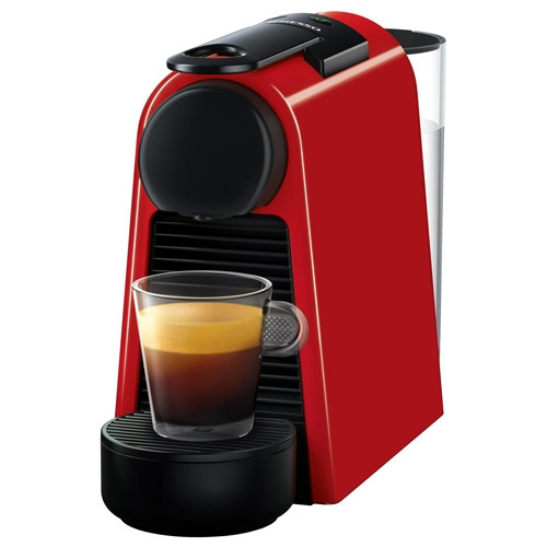 Кофемашина Nespresso Essenza Mini Red