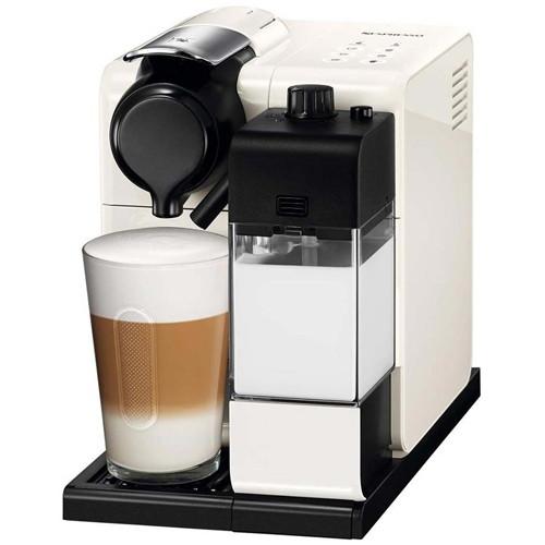 Кофемашина Nespresso Lattissima Touch Glam White