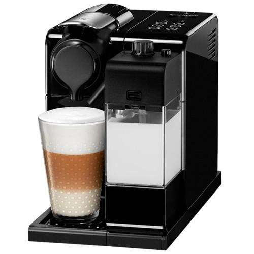 Кофемашина Nespresso Lattissima Touch Glam Black