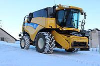 Зерноуборочный комбайн New Holland CX 8080 2012 года, фото 1