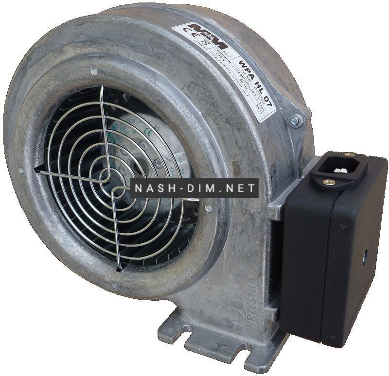 Нагнітальний вентилятор MplusM WPA HL 07