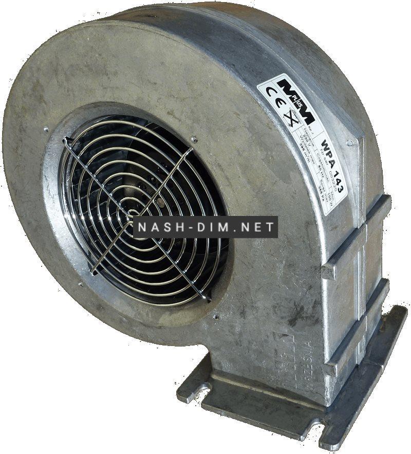 Нагнетательный вентилятор MplusM WPA 143 (S&P)