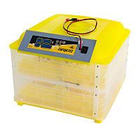 Инкубатор автоматический Теплуша Europe 112 +12v резервное питание