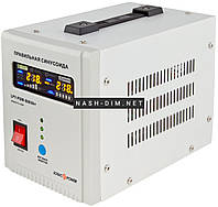 Джерело безперебійного живлення LogicPower LPY-PSW-500VA з правильною синусоїда, фото 1