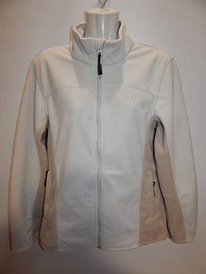 Жіноча щільна флісова кофта -куртка SHAMP 46-48 роз. 042GF