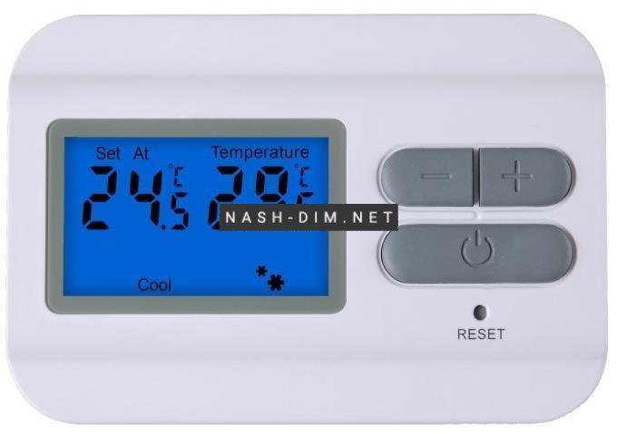 Кімнатний регулятор температури KG Elektronik C3