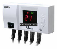Автоматика для насосов отопления KG Elektronik CS-77С