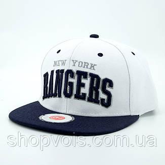 Кепка. Snapback New York Rangers. Реплика., фото 2