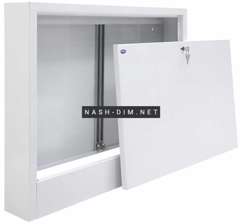 Коллекторный шкафчик наружный Gorgiel SGN-2