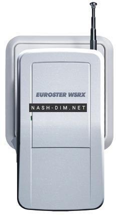 Підсилювач сигналу кімнатних регуляторів Euroster WSRX
