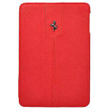CG Mobile Ferrari Leather Folio Case Montecarlo Red for iPad mini 3/iPad mini 2 (FEMTFCMPRE)