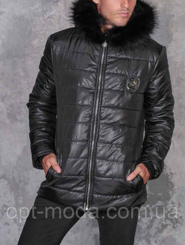 Стильная мужская куртка зимняя