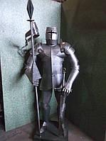 Макет рыцаря