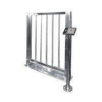 Нестандартные одно- и двустворчатые аварийные двери, нержавеющая шлифованная сталь
