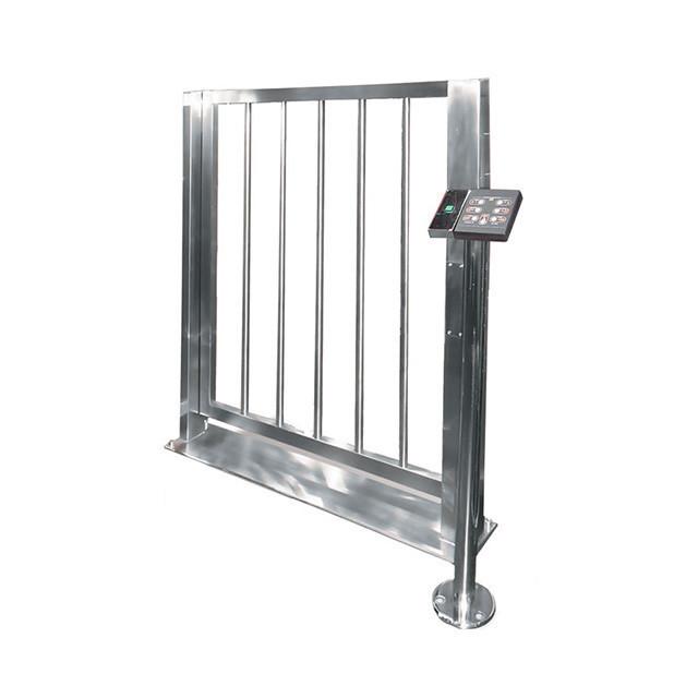Нестандартные одно- и двустворчатые аварийные двери, нержавеющая полированная сталь