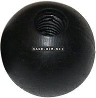 Ручка-куля для твердопаливного котла M10 з внутр. різьбою