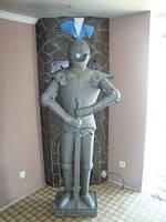 Статуя рыцаря
