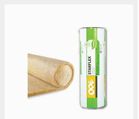 Минеральная вата 7000*1200*50*2 ODE Starflex 16.8м.кв\уп