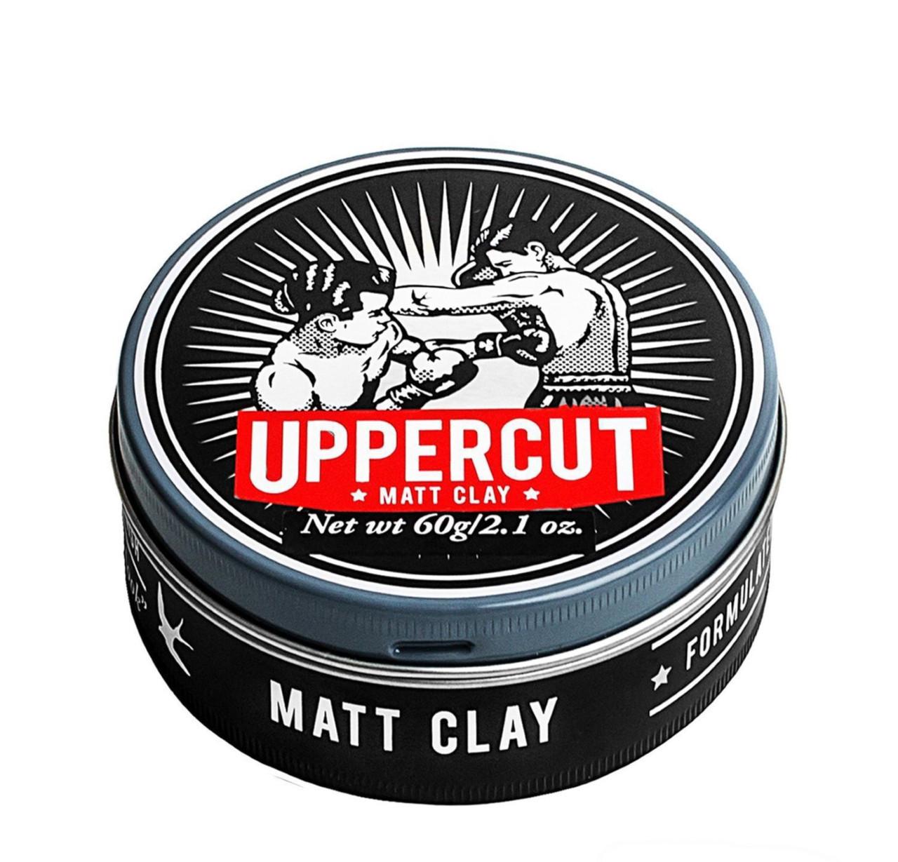 Глина Uppercut Matt Clay Pomade 60 г