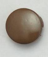 Кнопка 111- 3 темно-бежевый