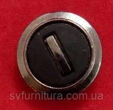 Кнопка ВН 5 черный