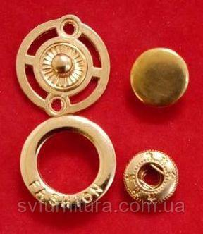 Кнопка До 27178 золото