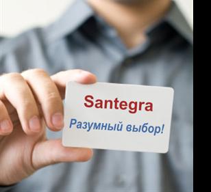 Каталог продукції Сантегра , Santegra