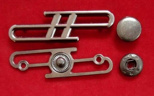 Кнопка До 73874 нікель
