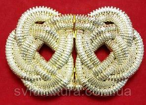 Пряжка 1935 золото