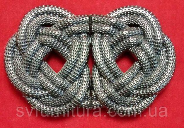 Пряжка 1935 никель
