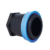 Заглушка для шлангу Туман (Голден Спрей) 45 мм (10шт/уп)