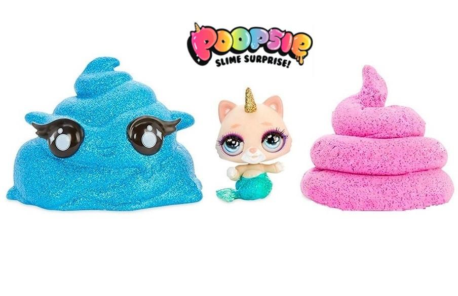 Чудо-сюрприз со слаймом Poopsie Cutie tooties surprise 555797, фото 2