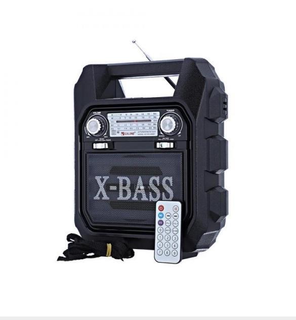 Радио портативная Bluetooth колонка Golon RX-688 BT Радиоприемник