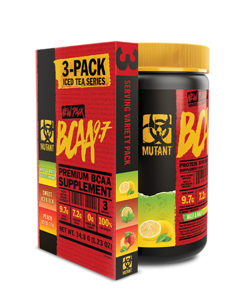 BCAA PVL - Mutant BCAA 9.7 (348 грамм)
