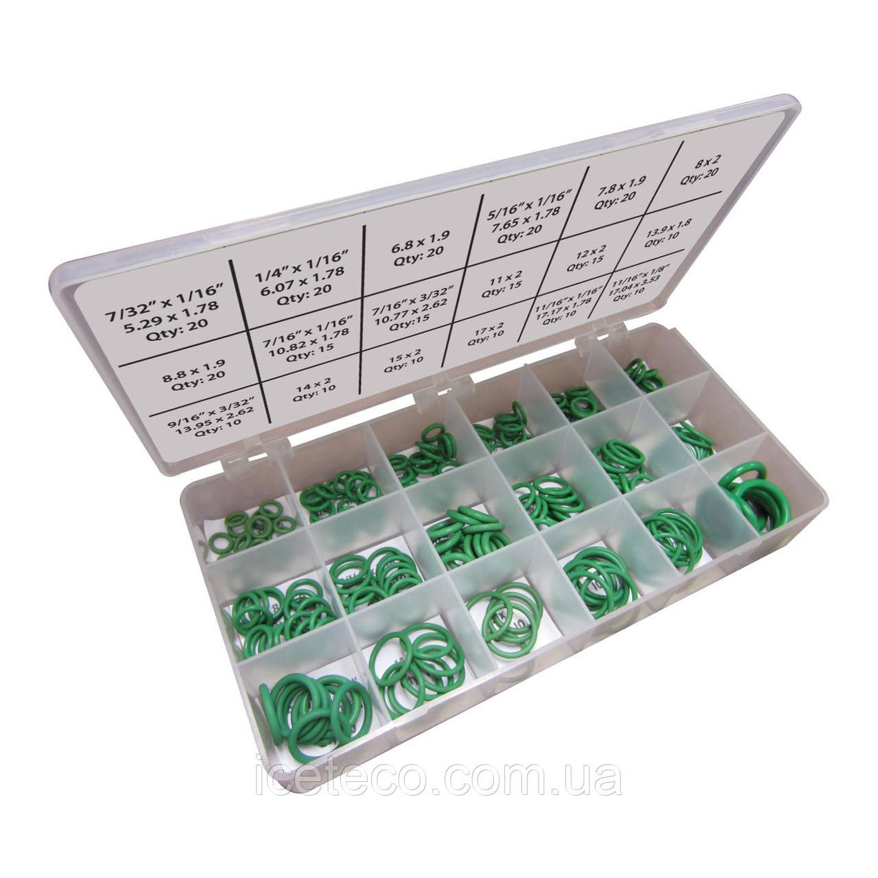 Набор уплотнительных колец для А/С МС 91339 Mastercool