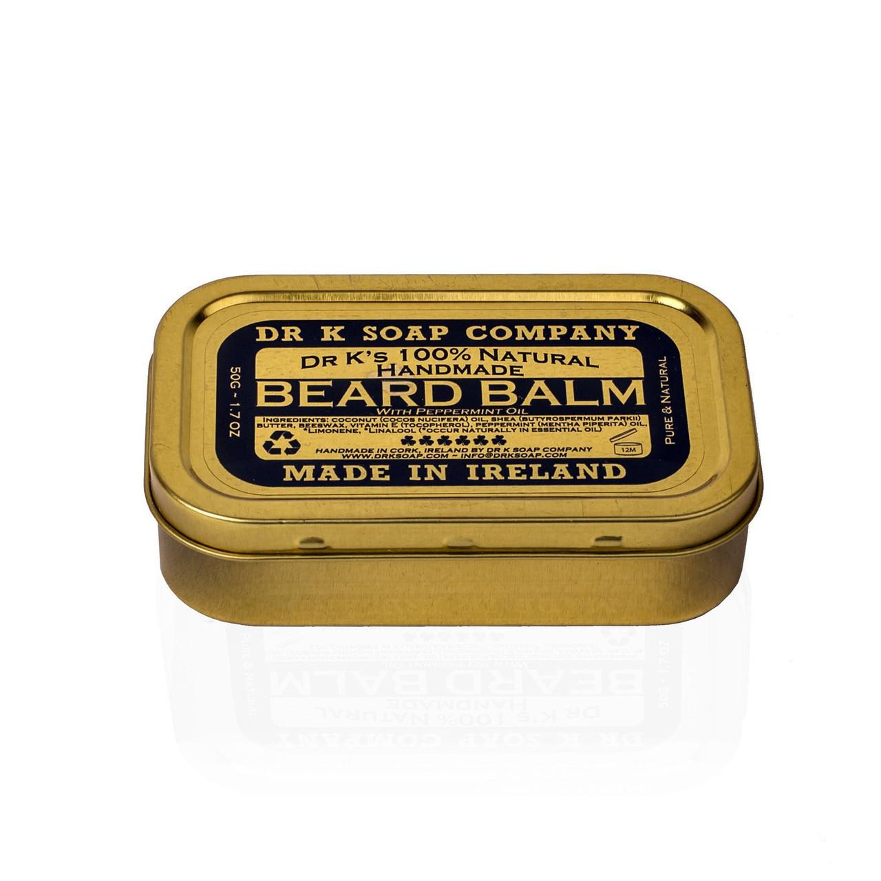 Бальзам для бороды Dr. K Beard Balm 50 г