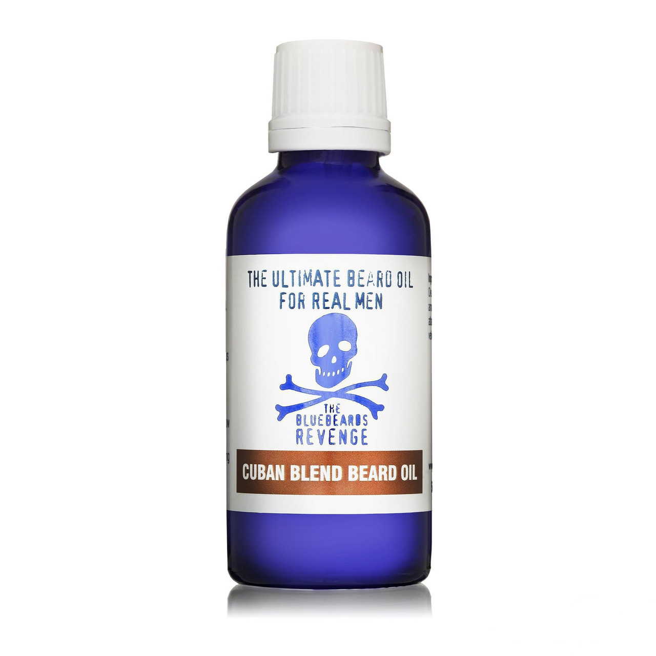 Масло для бороды BlueBeards Cuban Blend Beard Oil 50 мл