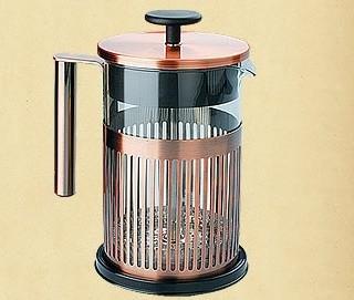 Чайник пресс-фильтр серия винтаж 0,8л Dekok CP-1015