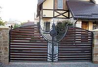 Ковані ворота Сара